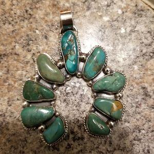 Turquoise Naja
